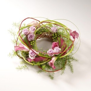 Funeral Flowers - Wreaths and Pillows