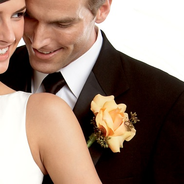 Wedding Flowers - Button Holes for Men