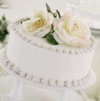 Wedding Flowers - Cake Decorations